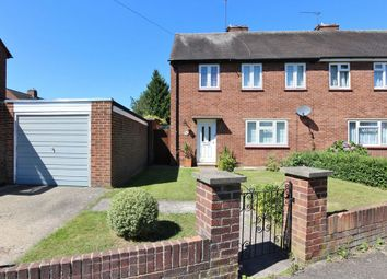 Thumbnail 3 bedroom semi-detached house to rent in St. Laurence Drive, Broxbourne