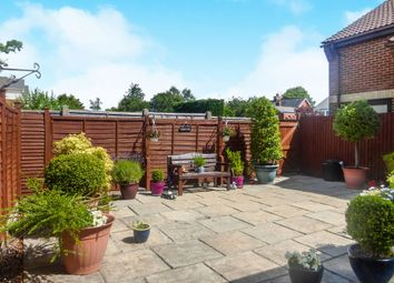Thumbnail 3 bed terraced house for sale in The Courtyard, St. Botolphs Road, Worthing