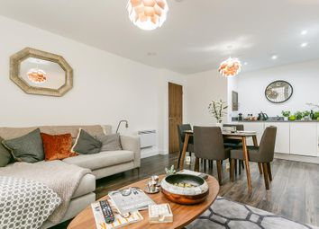 Thumbnail 2 bed flat to rent in Bell Barn Shopping Centre, Cregoe Street, Edgbaston, Birmingham