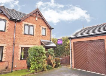 Thumbnail 3 bedroom semi-detached house for sale in Raylands Fold, Leeds