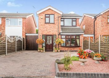 Thumbnail 3 bed link-detached house for sale in Long Furrow, East Goscote, Leicester