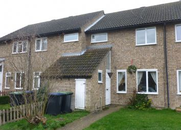 Thumbnail 4 bed terraced house to rent in Laurel Close, Mepal, Ely