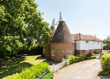 Thumbnail 5 bed detached house for sale in Great Ninevah Oast, Nineveh Lane, Cranbrook