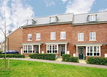 4 bed terraced house for sale in Summers Hill Drive, Papworth Everard, Cambridge, Cambridgeshire CB23