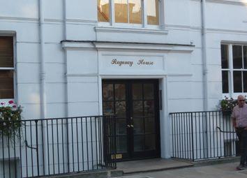 Thumbnail Room to rent in Regency Street, London