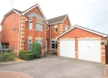 Thumbnail 5 bed detached house for sale in Kingston Drive, Normanton