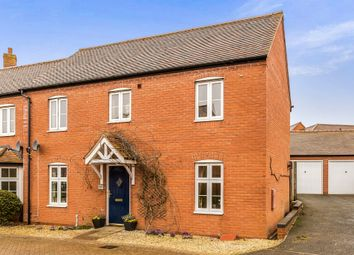 Thumbnail 3 bed semi-detached house for sale in Angelica Close, Banbury