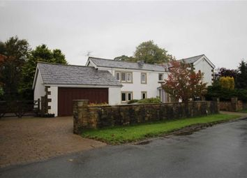 Thumbnail 4 bed detached house to rent in Cow Hill, Haighton, Preston