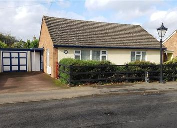 Thumbnail 3 bed detached bungalow for sale in Newbiggen Street, Thaxted, Dunmow, Essex