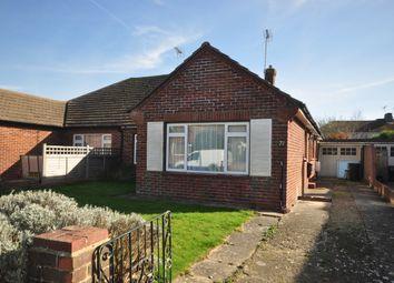Thumbnail 3 bed semi-detached bungalow to rent in Hillview Crescent, East Preston, Littlehampton