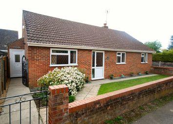 Thumbnail 2 bedroom detached bungalow to rent in Hilltop Lane, Saffron Walden