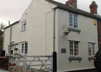 Thumbnail 2 bed cottage to rent in Top Road, Frodsham