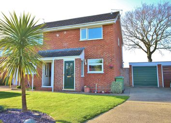 Thumbnail 2 bedroom semi-detached house for sale in Cottinghams Drive, Hellesdon, Norwich