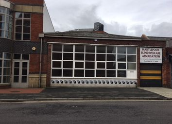 Thumbnail Office for sale in Former Hartlepool Blind Welfare Association, Avenue Road, Hartlepool