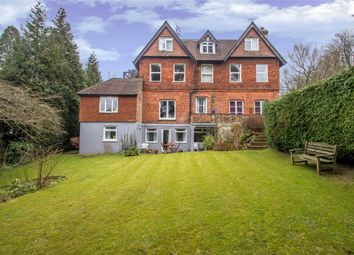 Thumbnail 3 bedroom flat for sale in Snatts Hill, Oxted, Surrey