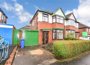Thumbnail 3 bed semi-detached house for sale in Mount Road, Prestwich, Manchester, Greater Manchester
