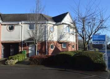 Thumbnail 1 bedroom flat for sale in Templars Walk, Willenhall