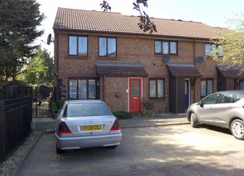 Thumbnail 1 bed flat to rent in Hawthorne Crescent, West Drayton, Middlesex
