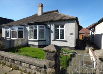 Thumbnail 2 bed semi-detached bungalow for sale in Windsor Avenue, Morecambe