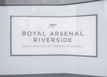 Thumbnail 2 bed property for sale in Nouvel 1, Royal Arsenal Riverside, London
