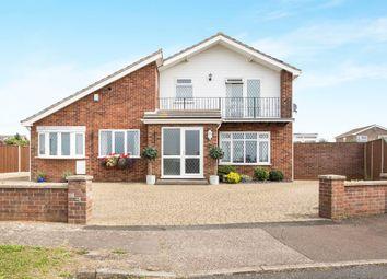 Thumbnail 3 bedroom bungalow for sale in Evans Gardens, Hunstanton