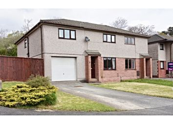 Thumbnail 4 bed semi-detached house for sale in Hazel Mead, Brynmenyn