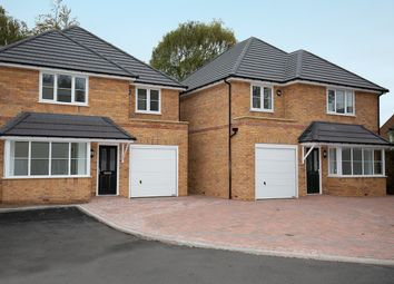 Thumbnail 4 bed detached house for sale in St Peter's Place, Forest Drive, Stafford