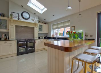 Thumbnail 4 bed detached house for sale in Eland Way, Cambridge