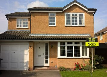 Thumbnail 4 bed detached house to rent in Eland Way, Cherry Hinton, Cambridge