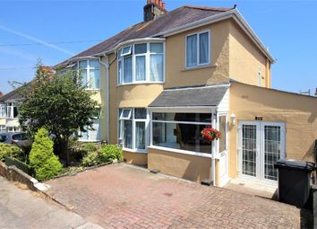 Thumbnail 3 bed semi-detached house for sale in Redburn Road, Paignton