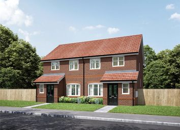 Thumbnail 2 bed detached house for sale in Whalleys Road, Skelmersdale, Lancashire