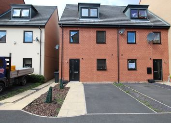 Thumbnail 3 bed town house to rent in Stables Way, Manvers