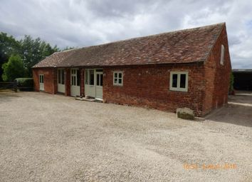Thumbnail 2 bed bungalow to rent in The Summerhouse, Manor Farm, Measham Road, Snarestone