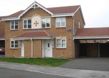 Thumbnail 2 bed semi-detached house to rent in Cludd Avenue, Newark, Nottinghamshire