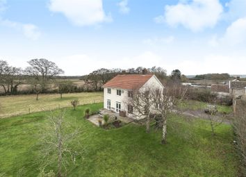 Thumbnail 4 bed detached house for sale in Rectory Road, Norton Fitzwarren, Taunton