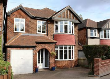 Thumbnail 4 bed detached house for sale in Hazel Grove, Nottingham