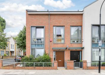Thumbnail 3 bed end terrace house to rent in Elbe Street, Fulham, London
