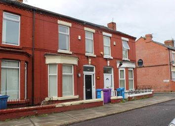 Thumbnail 3 bedroom terraced house to rent in Cranborne Road, Wavertree, Liverpool
