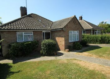 Thumbnail 2 bed detached bungalow for sale in The Close, Clacton-On-Sea