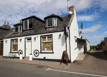 Thumbnail Commercial property for sale in Brucklay Arms, 72 Main Street, New Deer, Turriff, Aberdeenshire