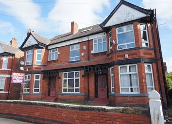 Thumbnail 1 bed flat to rent in 43 Moorland Road, Manchester