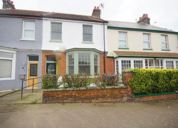 Thumbnail 3 bed terraced house to rent in Victoria Avenue, Margate