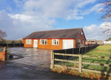 Thumbnail 3 bed detached bungalow for sale in Howarth Farm Road, Manchester