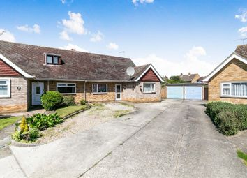 Thumbnail 3 bed semi-detached bungalow for sale in Melplash Close, Ipswich