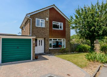Thumbnail 4 bed detached house for sale in Belvedere Gardens, Seaford, East Sussex