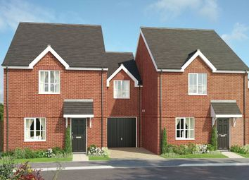 Thumbnail 3 bed semi-detached house for sale in Bury Water Lane, Newport, Nr Saffron Walden, Essex