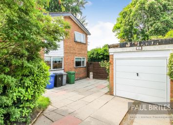 Thumbnail 3 bedroom detached house for sale in Moss Vale Road, Urmston