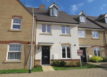 Thumbnail 3 bed terraced house for sale in Hunt Road, Biggleswade