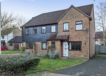 Thumbnail 2 bed semi-detached house for sale in Old Orchard, Singleton, Ashford