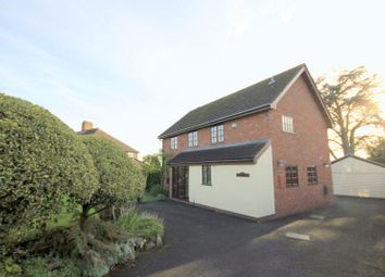 Thumbnail 4 bed detached house for sale in Vanity Lane, Oulton, Stone